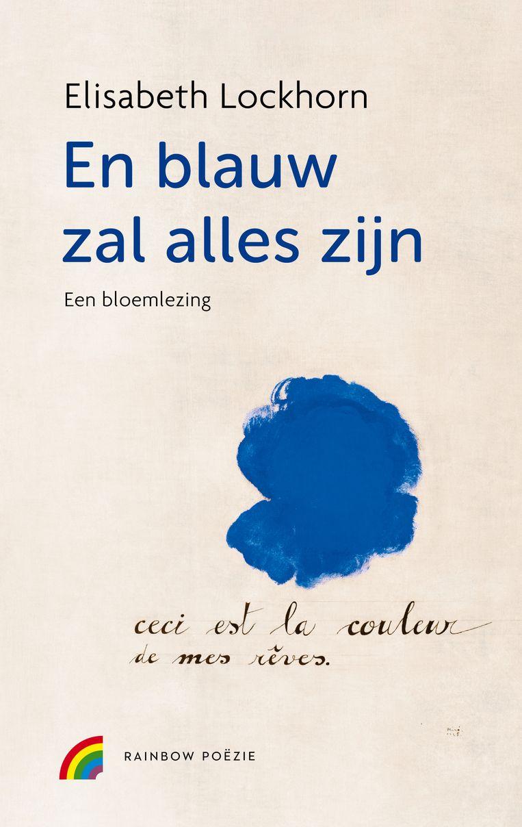 Ontwerp Bij Barbara, illustratie Joan Miró: 'Ceci est la couleur de mes rêves', 1925. Beeld Rainbow