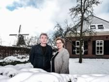 Tonny en Liesbeth wonen tegenover de molen: 'De molen en het huis zijn voor ons onafscheidelijk'