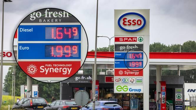Dit is een van de duurste tankstations van Nederland: 'De prijs is belachelijk hoog'