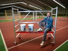 Herm Timmermans wil van De Kooi in Bemmel een ware arena maken: 'Dit heeft de potentie om de gaafste sportlocatie van de regio te worden'