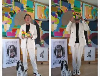 Rudi Snauwaert toont surrealistische werken in Huis De Leeuw