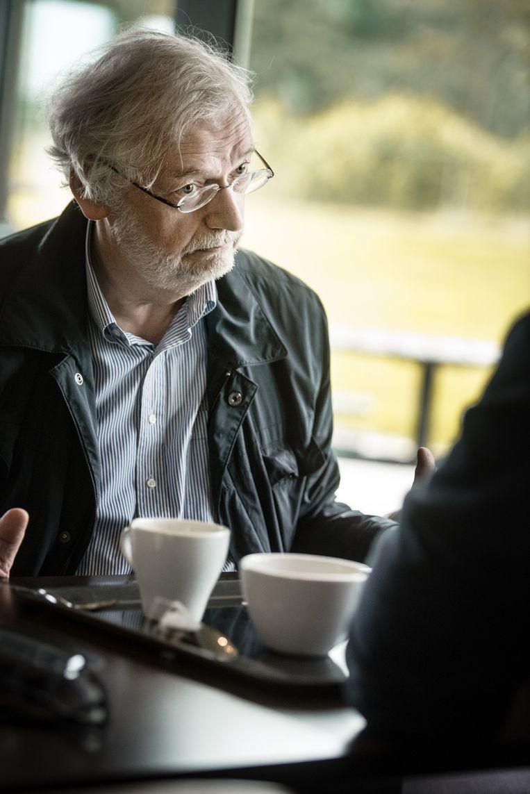 Rik Van Cauwelaert. Beeld Eric De Mildt