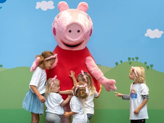 Eerste Peppa Pig-binnenspeeltuin van Europa komt in Nederland