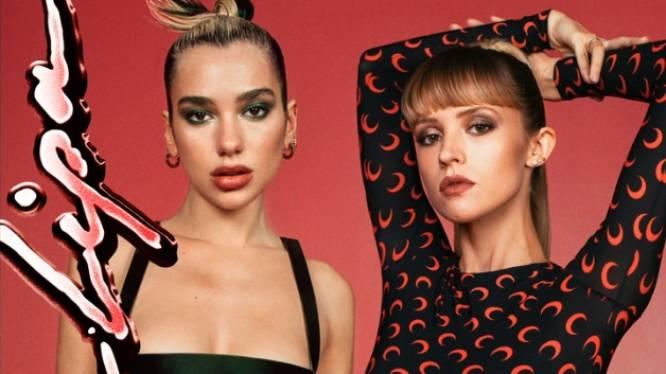 Luister hier naar 'Fever', het nieuwe nummer van Angèle en Dua Lipa