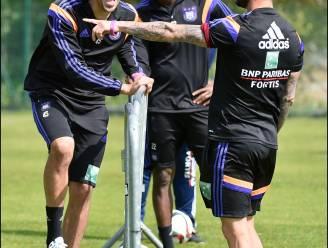 Mbemba en Mitrovic trainen niet mee bij Anderlecht