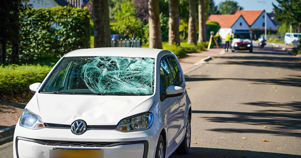 Voetganger aangereden door automobilist in Doornenburg.