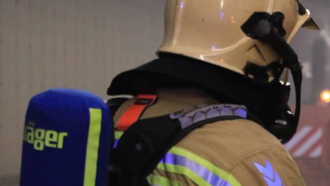 Brandje vult woning met rook: rookmelder wekt gezin met jonge kinderen