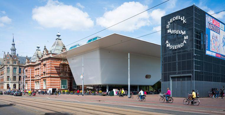 Het Stedelijk Museum Amsterdam  Beeld ANP