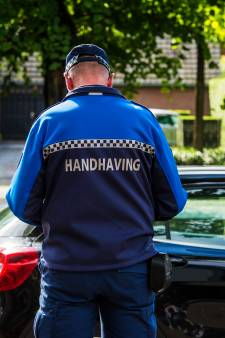 Foutparkeerders massaal op de bon in binnenstad Gouda