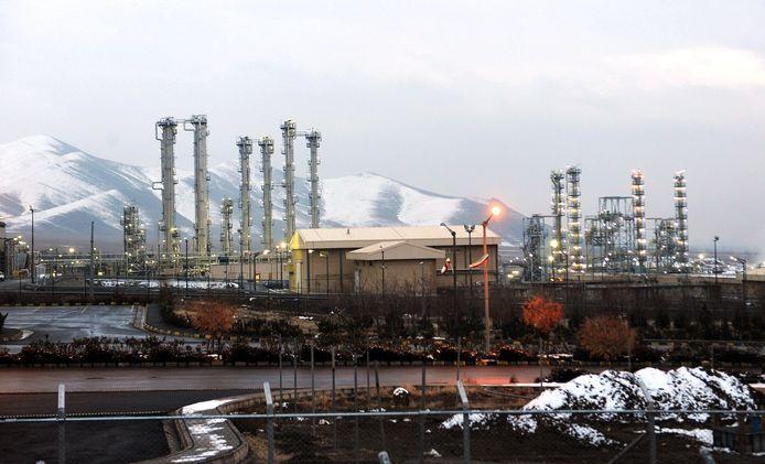 Het IAEA-rapport bevestigt dat Iran uranium tot een zuiverheidsgehalte van 4,5 procent aan het verrijken is, dus boven de limiet van 3,67 procent die in het akkoord is opgenomen.