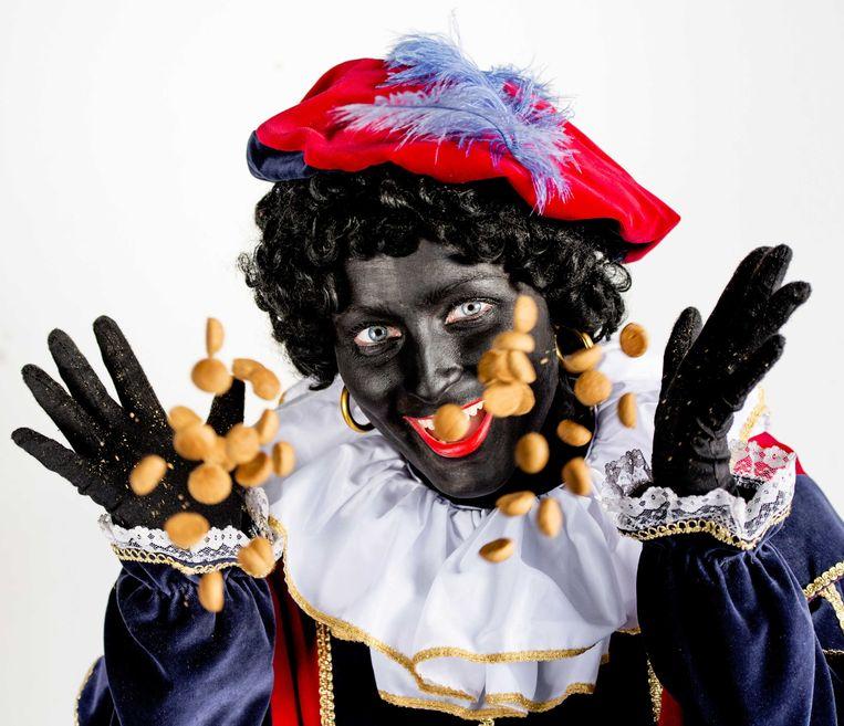 Zwarte Piet blijft welkom bij de Plus, Hoogvliet en Jumbo. Beeld ANP