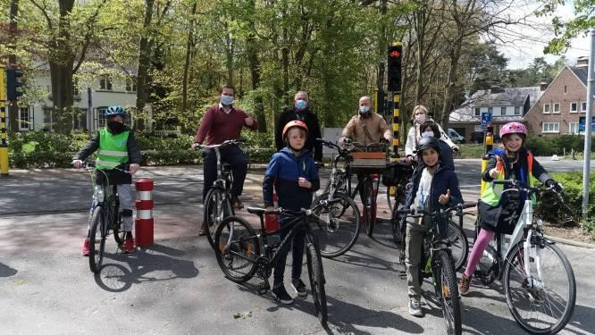 """Digitale schoolroutekaart toont veiligste fietsroute naar Bonheidense scholen: """"Opgemaakt via bevraging bij ouders, leerlingen en leerkrachten"""""""