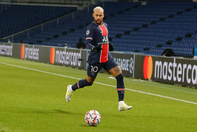 Neymar is dit weekend wellicht niet op de Franse televisie te bewonderen.