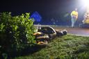 Het tweede ongeval op de Revelingseweg in Wapenveld