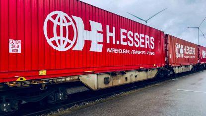 Met directe treinverbinding naar Triëst haalt H. Essers 9000 trucks van de weg