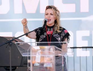 'Charmed'-actrice Alyssa Milano gearresteerd bij demonstratie in Washington