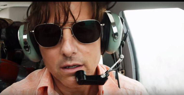 Tom Cruise in American Made van Doug Liman Beeld