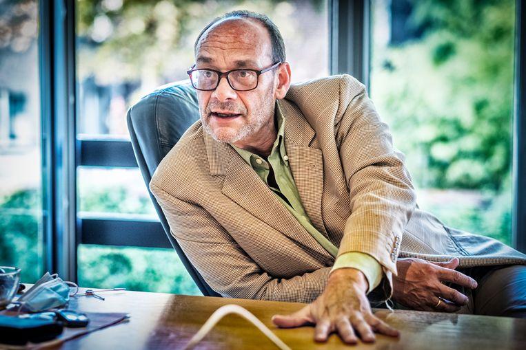 Marc Uyttendaele. Beeld Tim Dirven