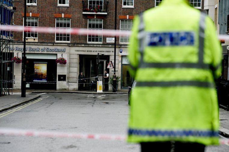 Londen 2005, na de aanslagen. Beeld anp