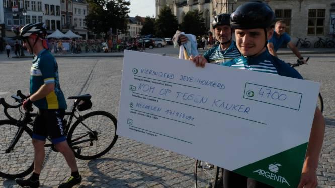 """""""Ik heb afgezien, maar toch is het jammer dat het voorbij is"""": Toon rijdt Ronde rond België uit"""