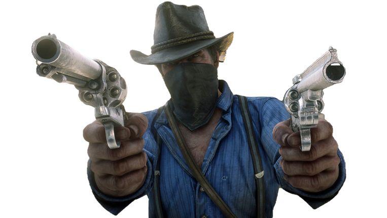 Red Dead Redemption 2.  Beeld