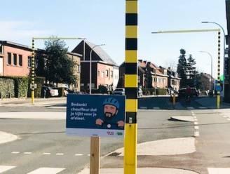 """Verkeersveiligheidscampagne in Edegem: """"Kleine inspanning, groot verschil"""""""