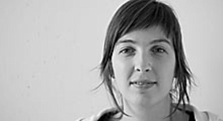 Charlotte Vandycke, directeur van Vluchtelingenwerk Vlaanderen. Beeld rv