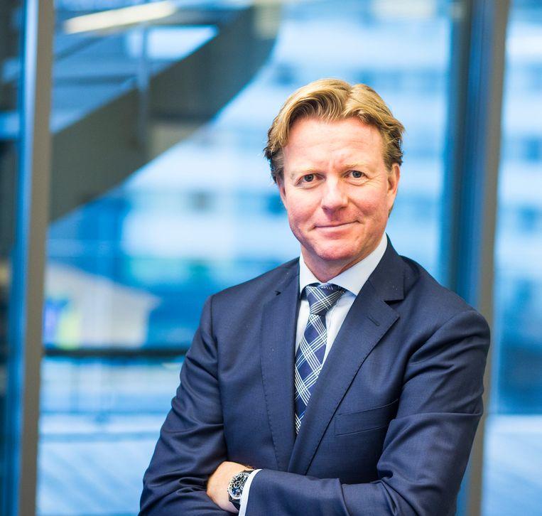 Axel Steiger, directeur van Bayer Benelux. Beeld Bayer