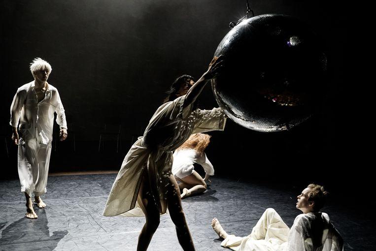 Glitter van choreograaf Antonin Rioche i.s.m. Korzo en Nederlands Dans Theater Beeld Alwin Poluna