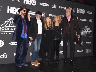 Fleetwood Mac blaast optreden af om ziek bandlid