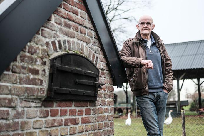 Schrijver Gerrit Wildenbeest.