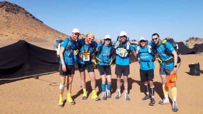"Chris loopt Marathon des Sables uit: ""254 kilometer in 48 uur afgelegd"""