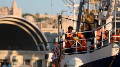 Reddingsschip Lifeline in haven van Maltese hoofdstad gearriveerd