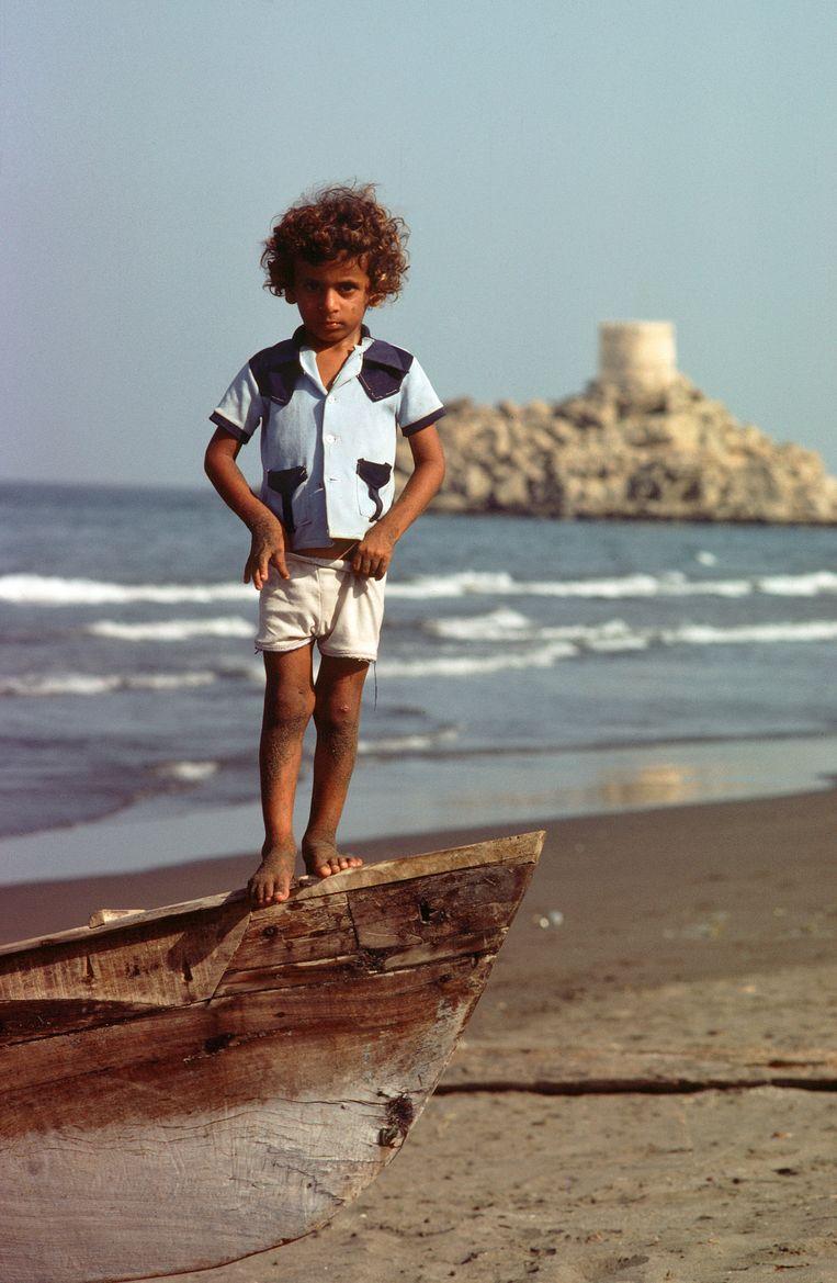 Oman, 1981. Beeld Eddy Posthuma de Boer
