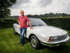 Op een bruiloft vroeg Markeloër Henk Boode naar de hand van zijn Duitse limousine