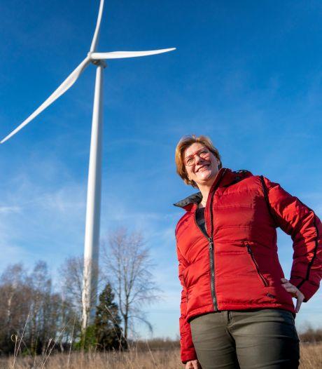 Schot voor de boeg: zelfs niet denken over windmolens in Druten