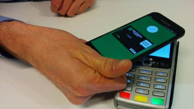 Android Pay breidt uit in België