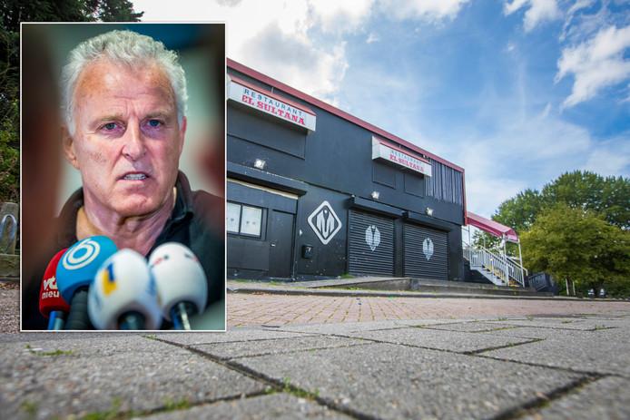 Club Magnum is op 13 september weer beschoten. Misdaadjournalist Peter R. de Vries vindt dat de politiek verkrampt reageert.
