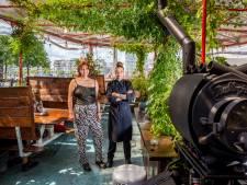 Vessel 11 in Rotterdam: gastronomisch dobberen op een lichtschip