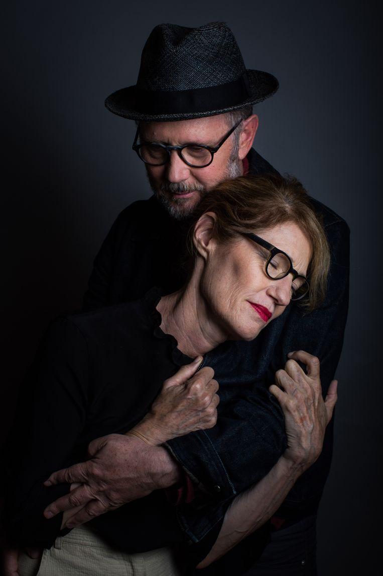 Jonathan Dayton en Valerie Faris, het regisseursduo achter 'Battle of the Sexes'.  Beeld Bas Bogaerts