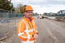 Age Beuving, provinciaal projectmanager binnen Vechtdal Verbinding, waarin de N340 en de N377 in opdracht van de provincie Overijssel worden opgewaardeerd. Door oversteken weg te halen moet de weg veiliger worden. Met een verbreding moet bovendien de doorstroming verbeteren.