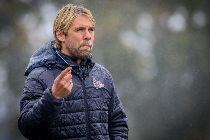 Coach Ivo Rossen gaat door bij Quick 1888.
