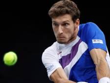Carreño Busta onderuit tegen Nadal: Schwartzman naar ATP Finals
