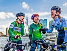 Deze meiden dromen van de Tour in eigen stad: 'Het voelt als een thuiswedstrijd'