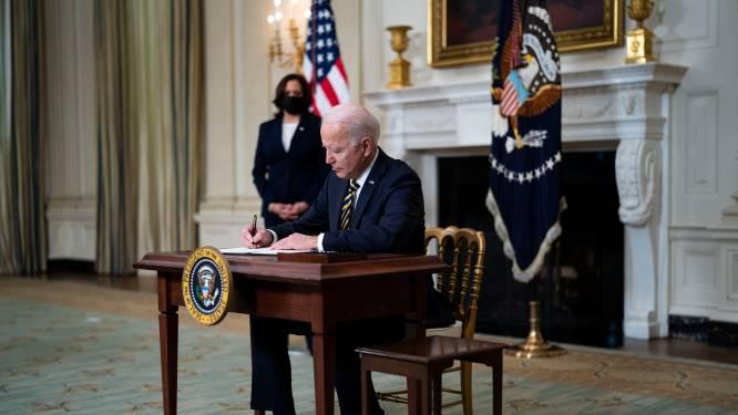 Biden draait deel van door Trump opgelegde visabeperkingen in VS terug