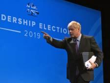 """Boris Johnson souhaite """"une sorte d'accord"""" avec l'UE"""