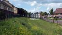 Het azc in Winterswijk ligt tegen een woonwijk aan.