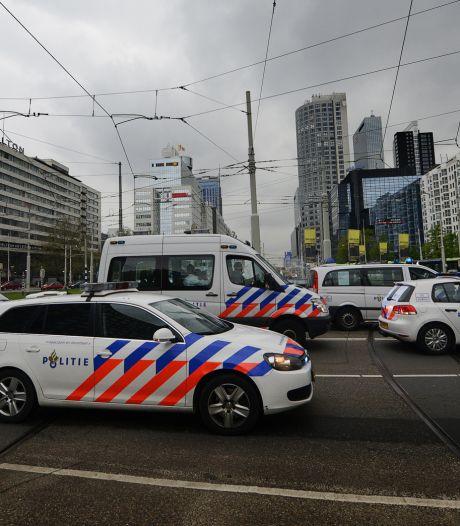 Rijkswaterstaat waarschuwt voor files door politieacties