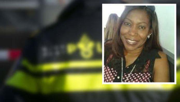 De politie is op zoek naar de 45-jarige Sandra Garcia Geraldino.