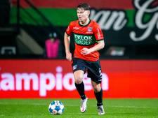 Van Ottele ruilt NEC per direct in voor SC Heerenveen